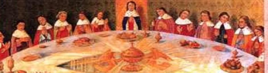 Gauvain le chevalier du soleil l gende table ronde d 39 arthur - Le cycle arthurien et les chevaliers de la table ronde ...
